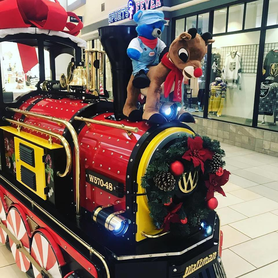 Children's train ride will remain at Valley Plaza | News