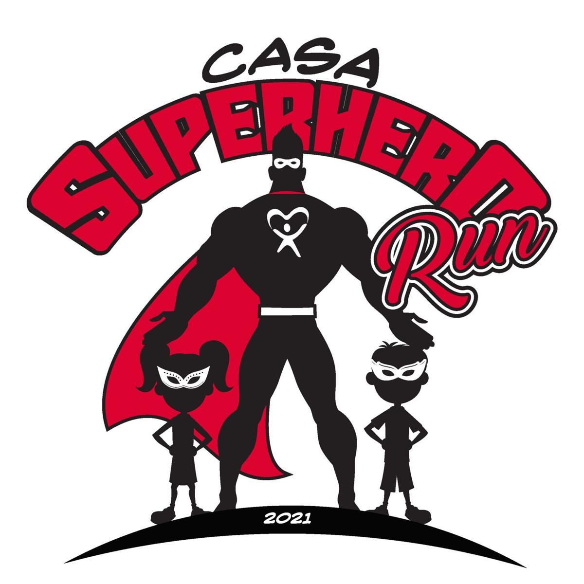 CASA Superhero logo 2021