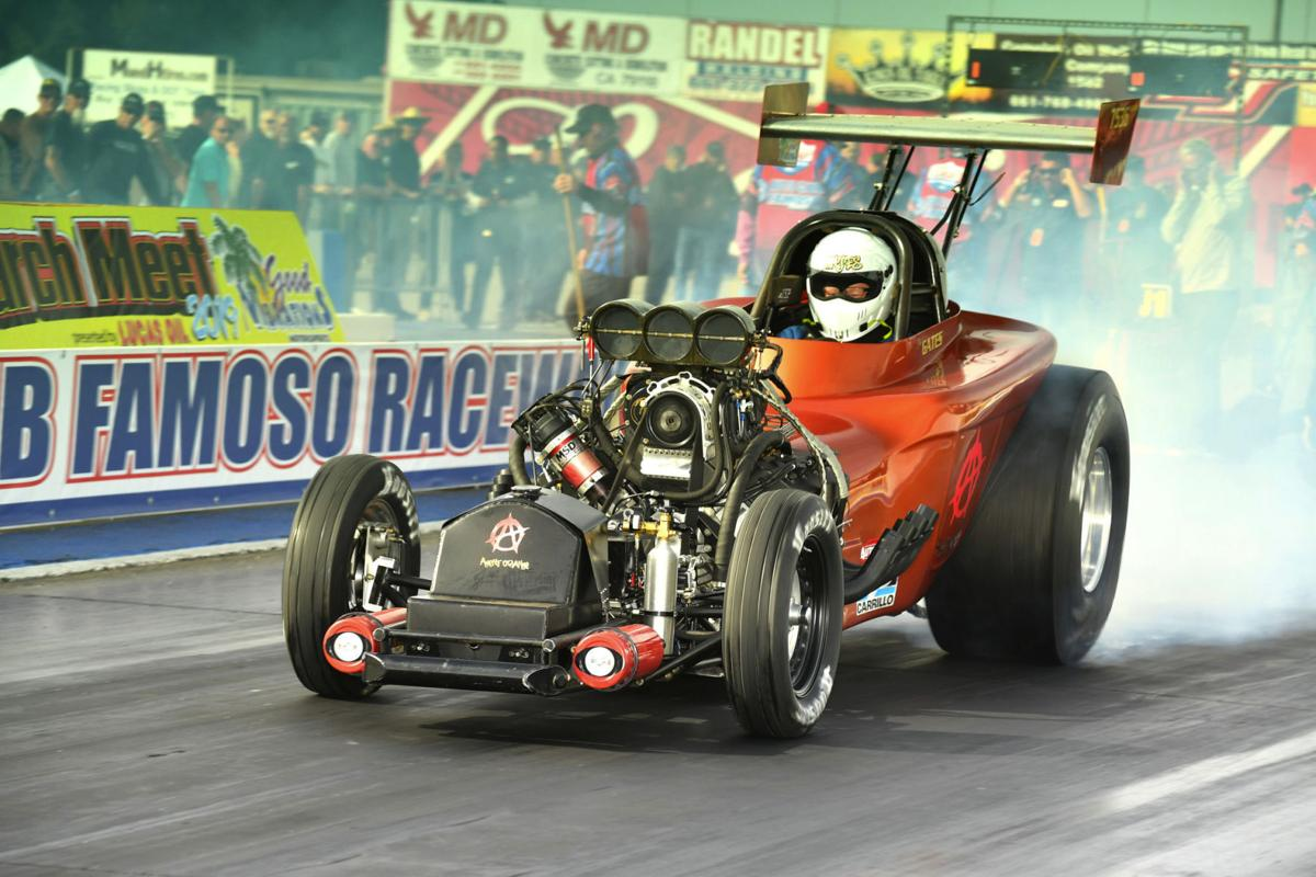 NHRA superstar Capps enjoying March Meet debut at Famoso | Sports