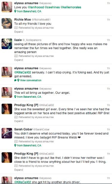 Teen's life and death unfolds on Twitter | News | bakersfield com
