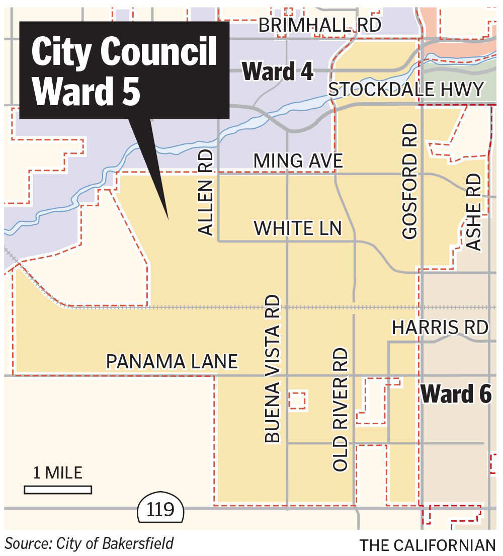 Bakersfield City Council Ward 5