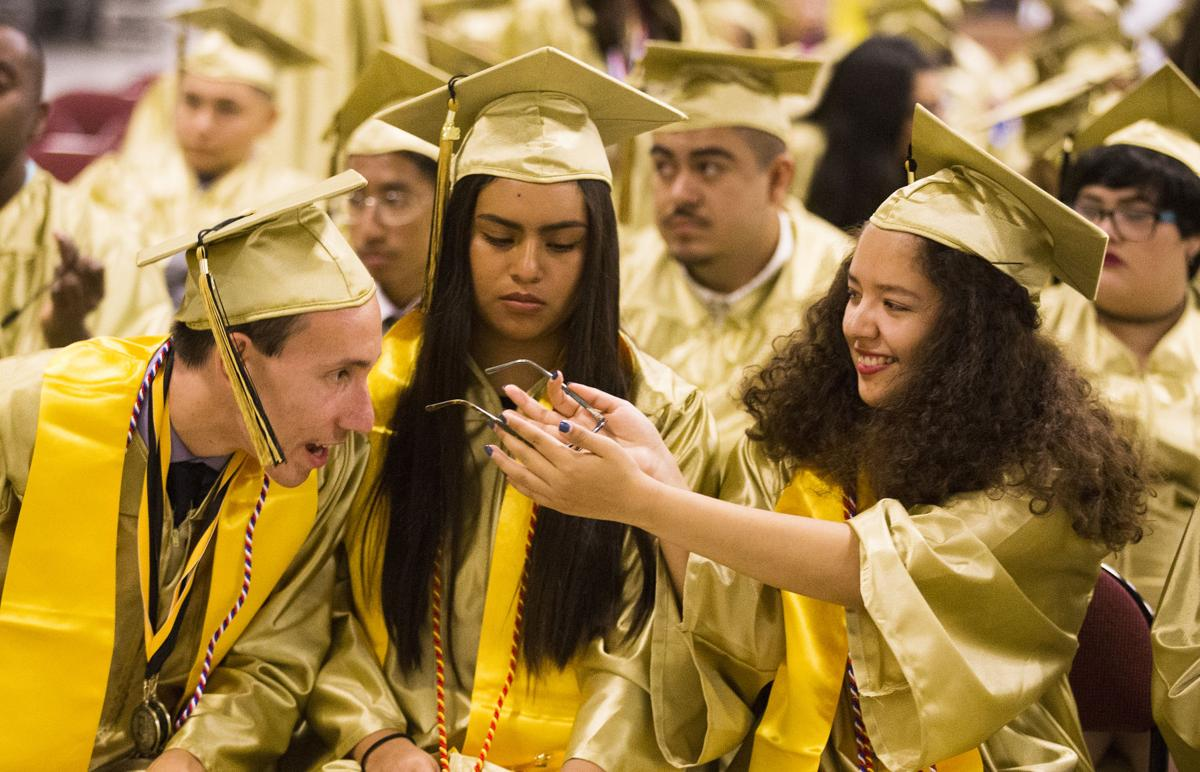 Photo Gallery Foothill High School Graduation 2018 Photo