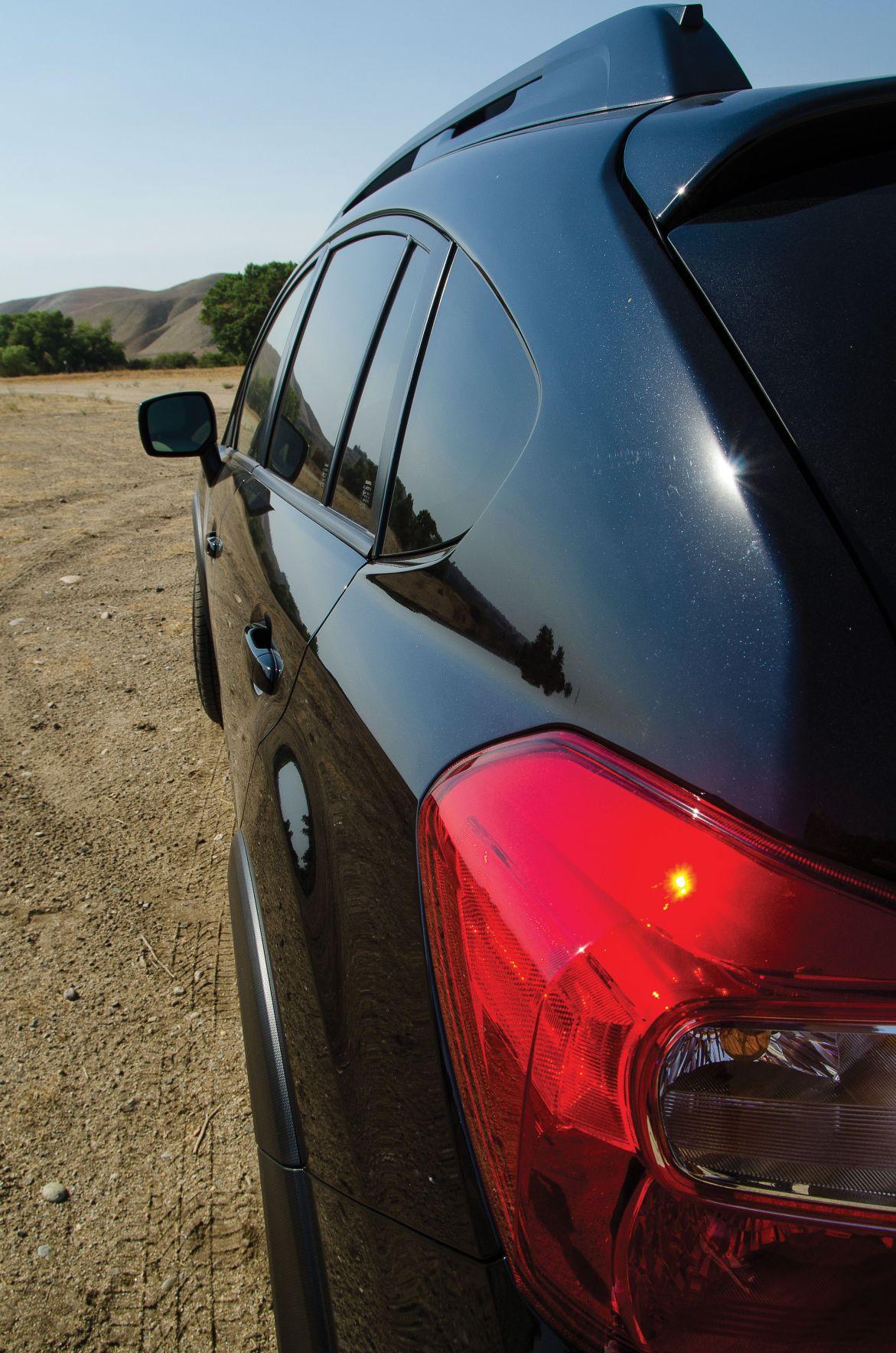 On the Road: Subaru XV Crosstrek | Bakersfield Life