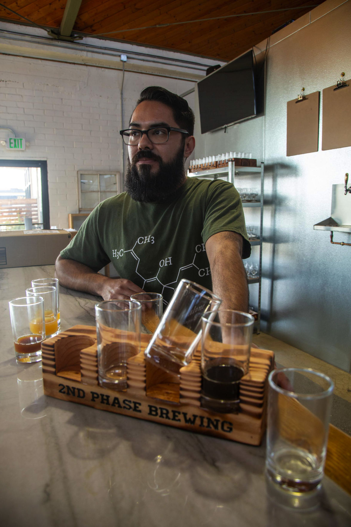 2nd Phase Brewing Frank Miranda
