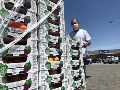 CityServe and USDA Farmers to Families Food Box Program