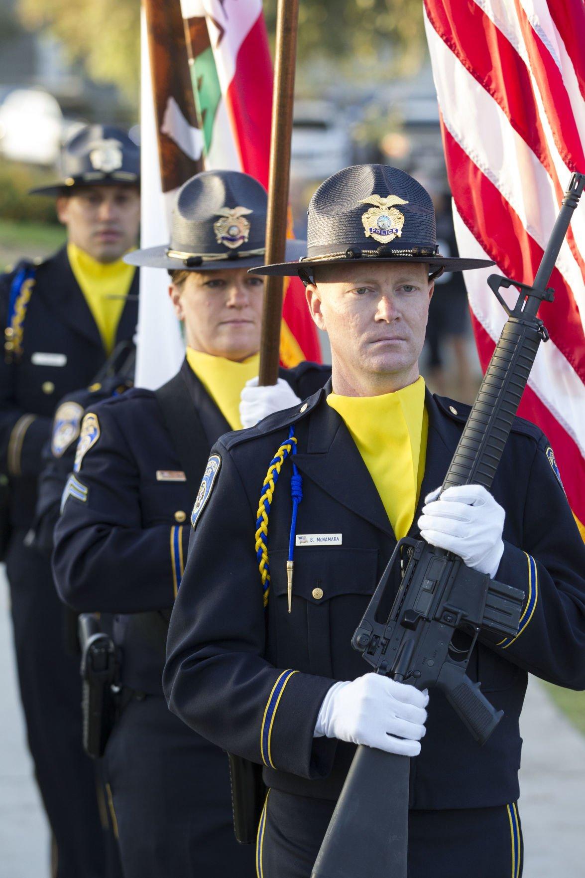 PHOTO GALLERY: 36th Annual Bakersfield Police Memorial Run