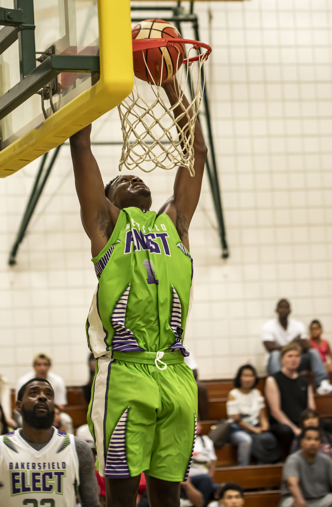 West High All Star Basketball game