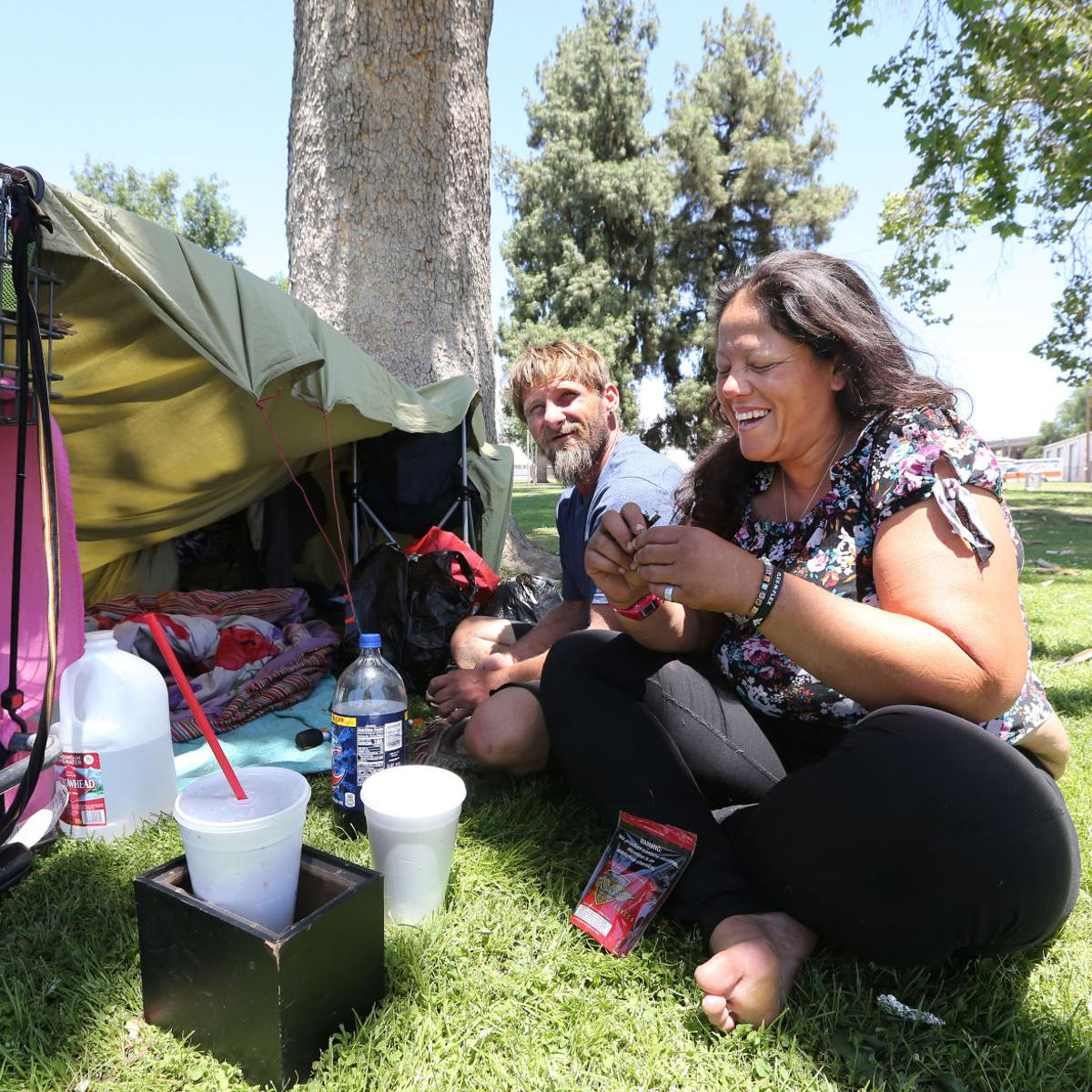 Kern County proposes homeless shelter near site that