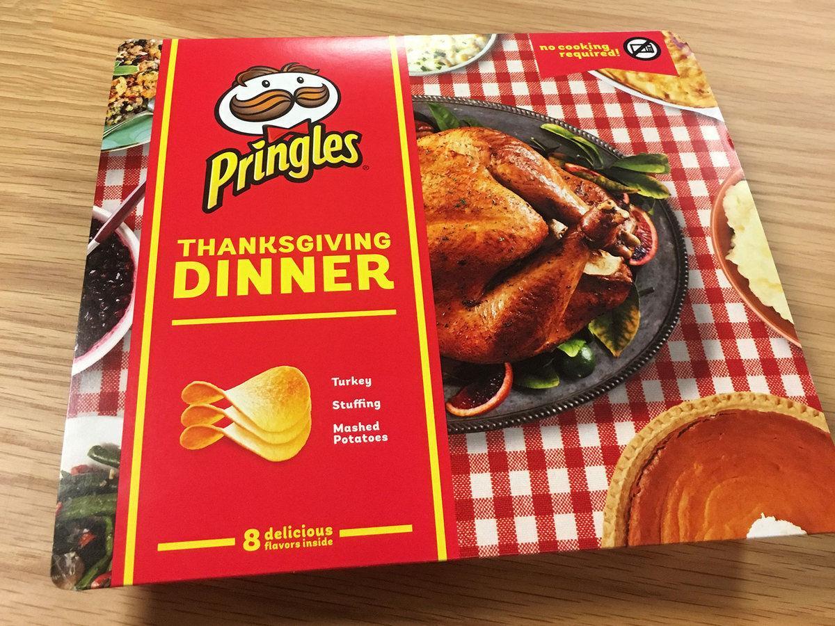 Pringles Thanksgiving