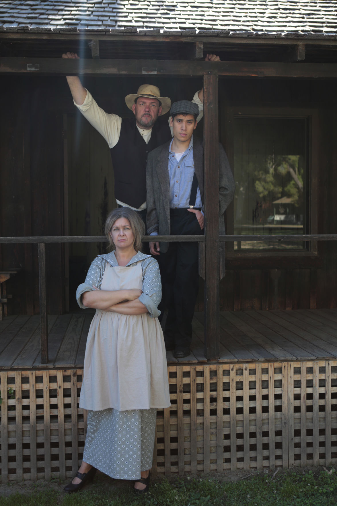 Ambitious 'Grapes of Wrath' opens Friday at Ovation Theatre