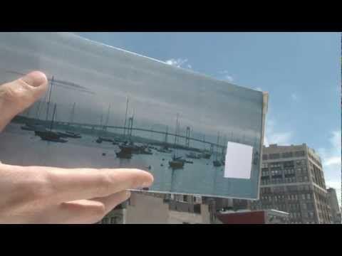 Build A Shoebox Pinhole Camera