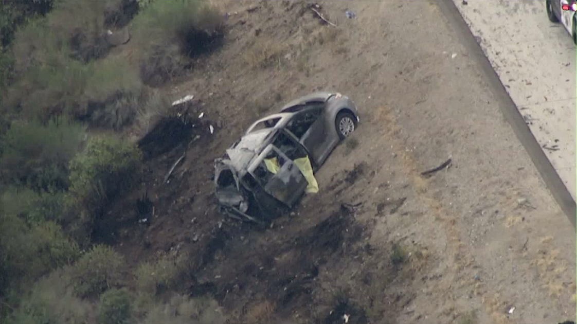 Family killed in car crash near gorman news for Bakersfield family motors used cars