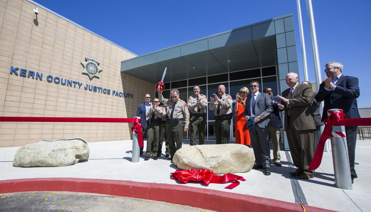Dedication ceremony held for Kern County Justice Facility