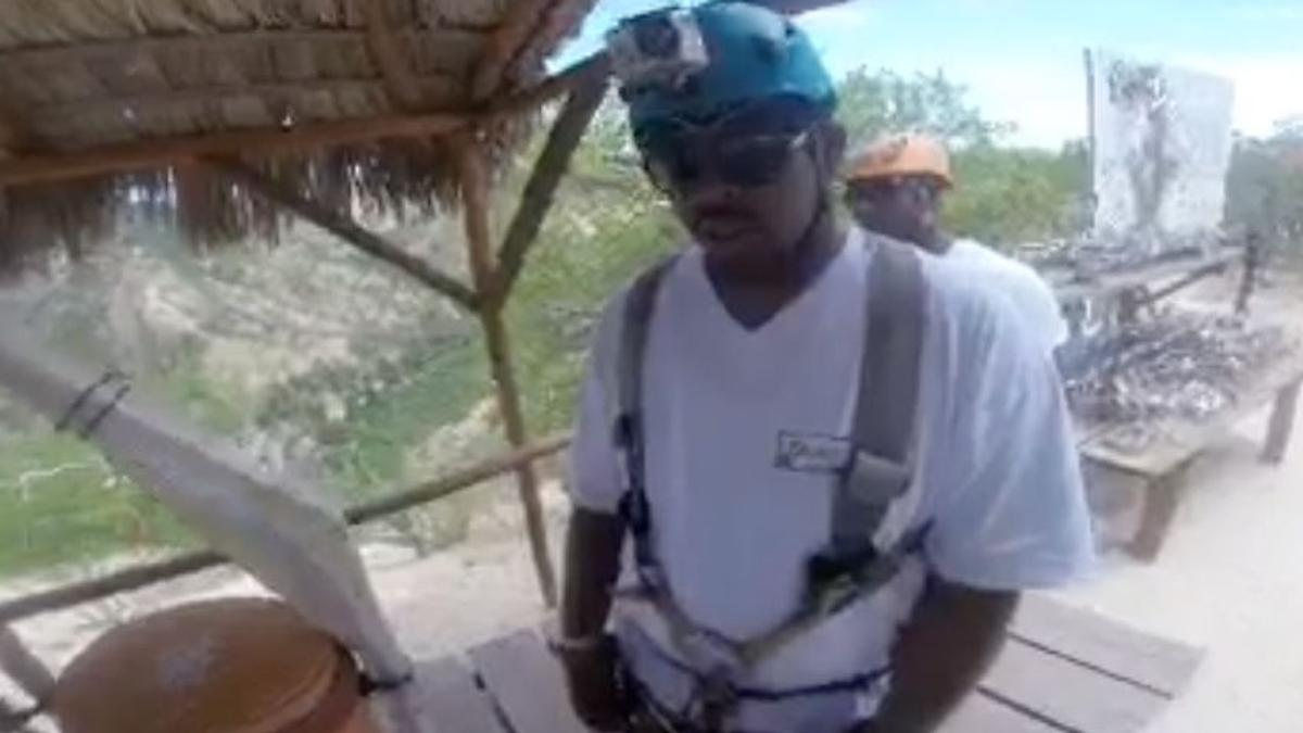 Zip Lining Accident Cabo San Lucas