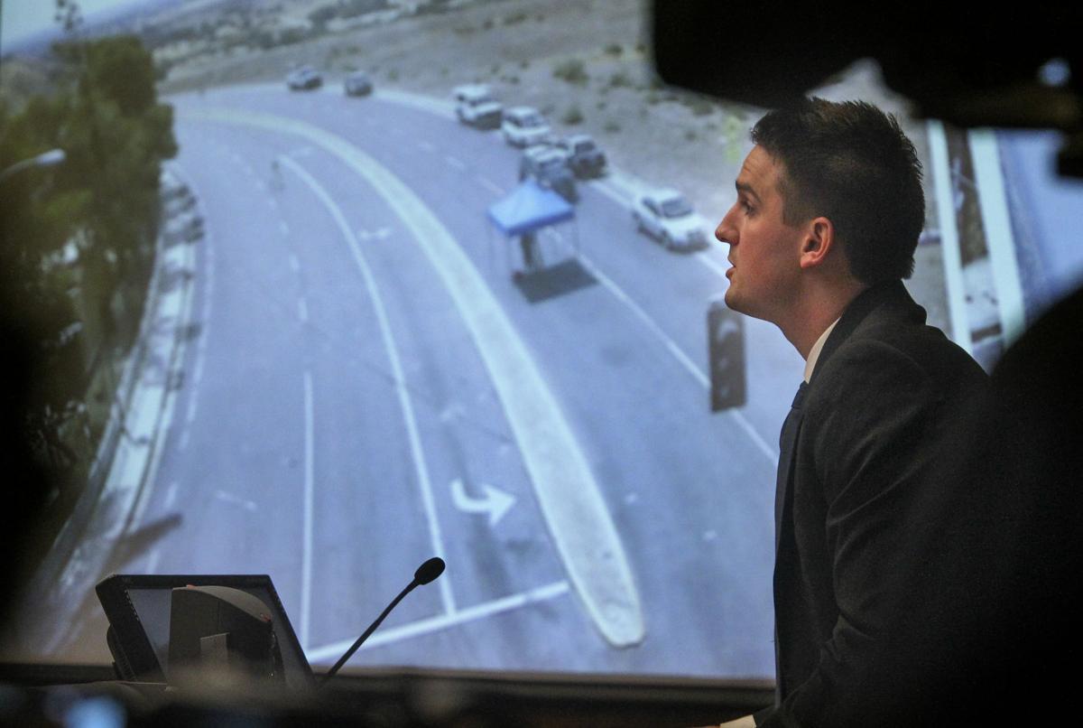 Julian Hernandez Preliminary Hearing of Officers Death