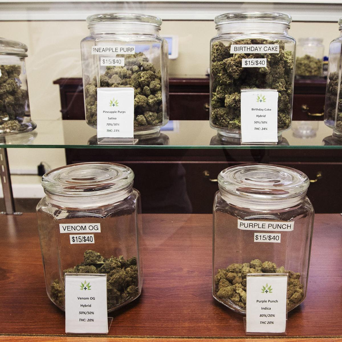 Legal dispensaries struggle to compete against illegal pot shops as