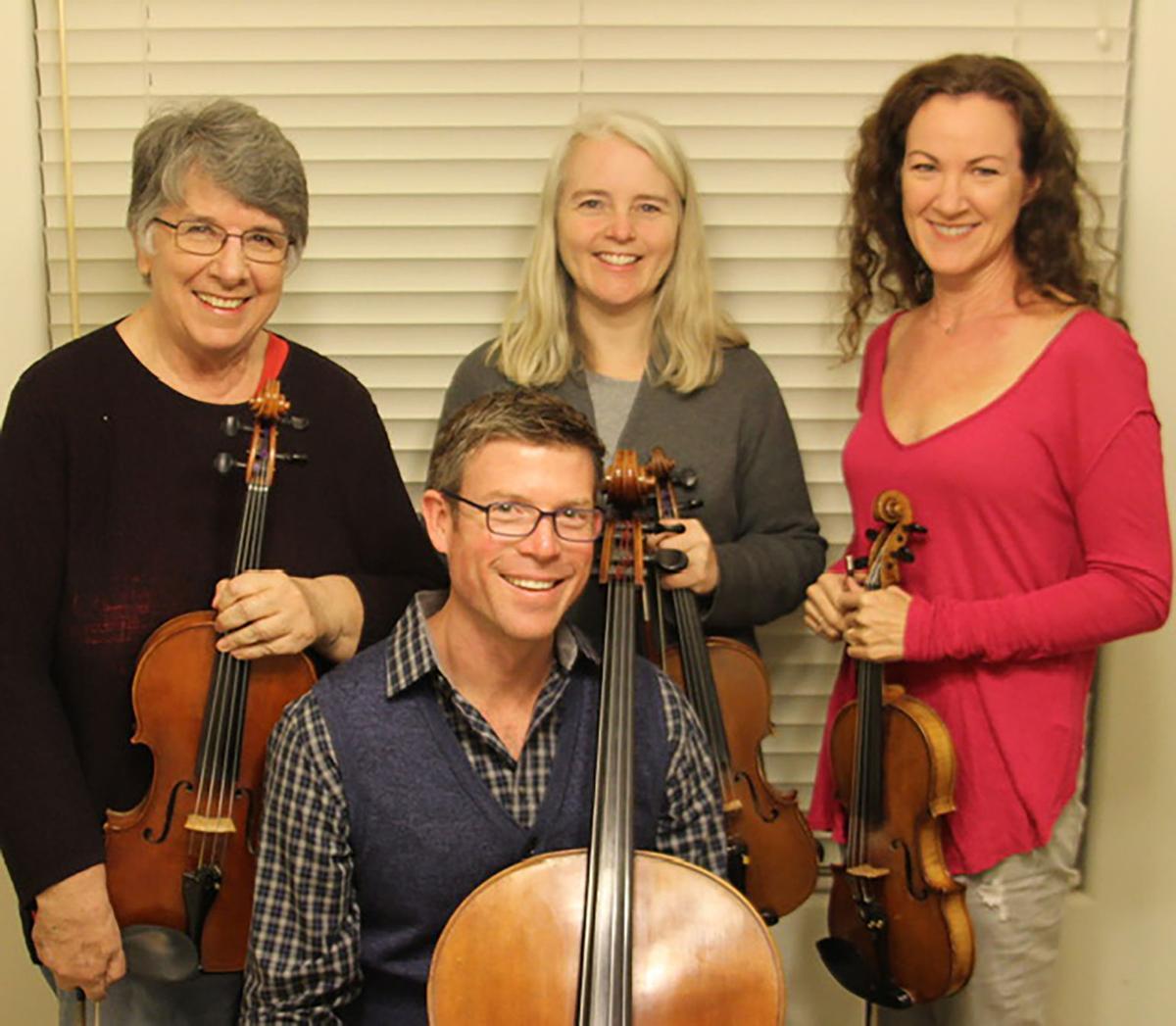 Tea Rose String Quartet