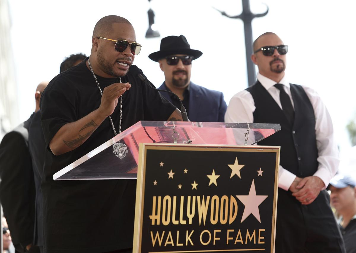 Cypress Hill Honored with a Star on the Hollywood Walk of Fame