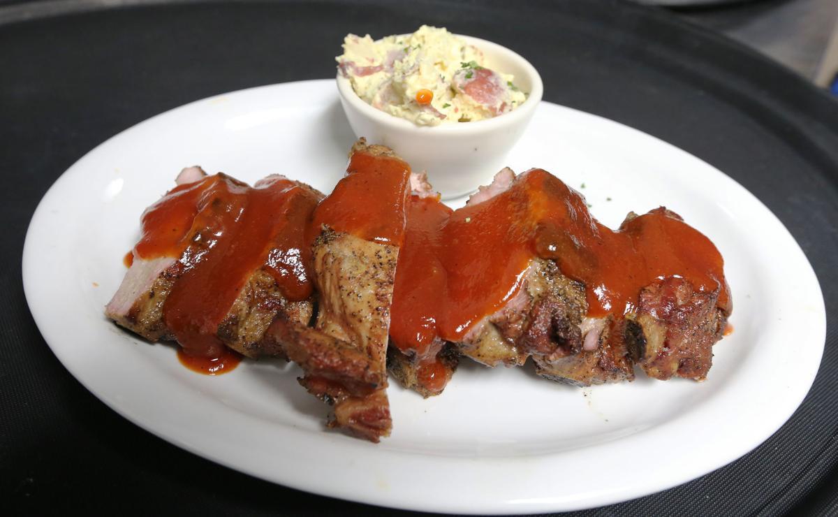BBQ Factory ribs