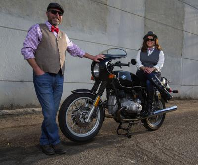 A wheel-good time coming with Distinguished Gentleman's Ride