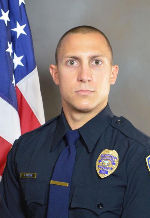 Bakersfield Police Officer David J. Nelson
