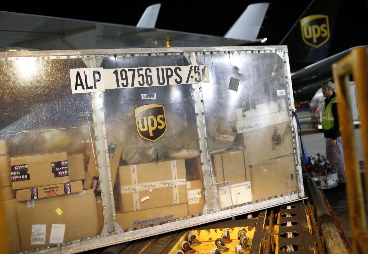 UPS Delivery Delays