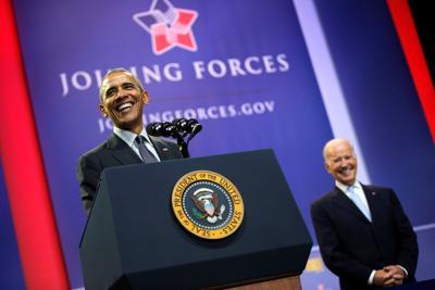 Joe Biden Proves He S Obama S Best Friend With Birthday Gift News Bakersfield Com