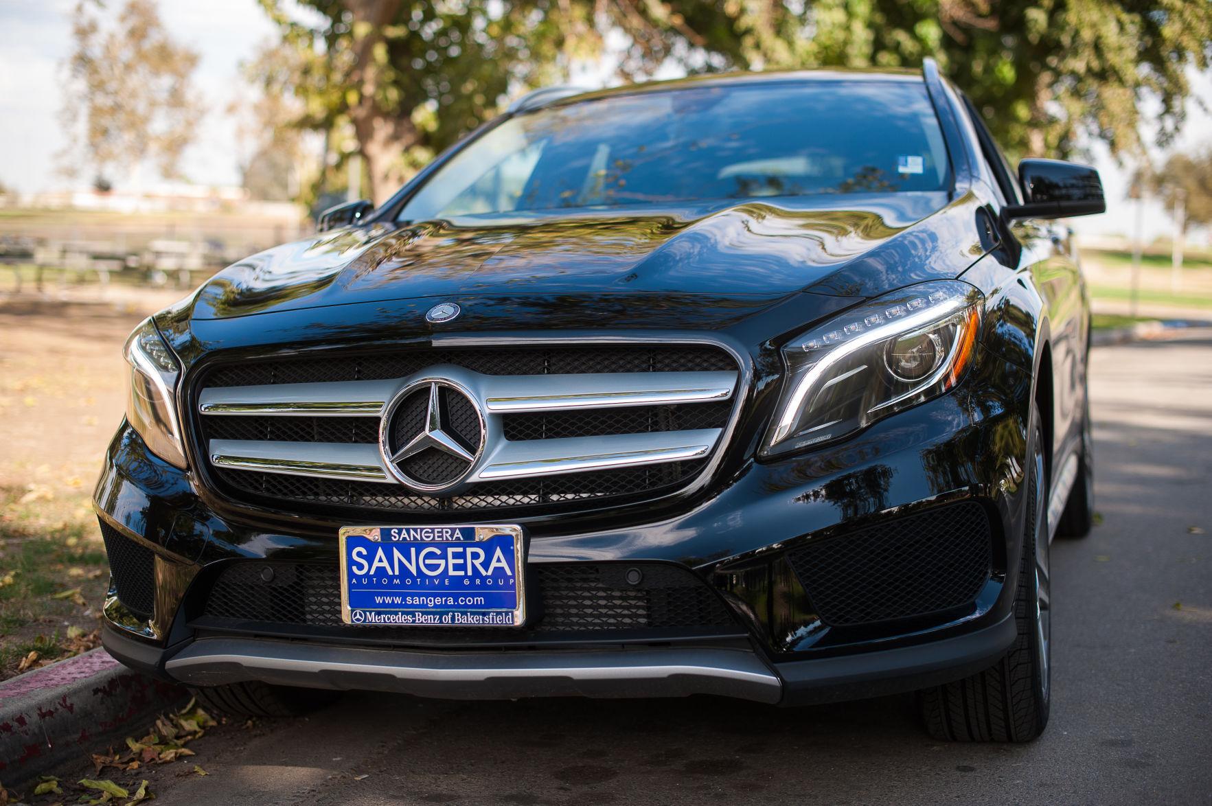 On The Road: 2015 Mercedes Benz GLA 250 | Bakersfield Life | Bakersfield.com