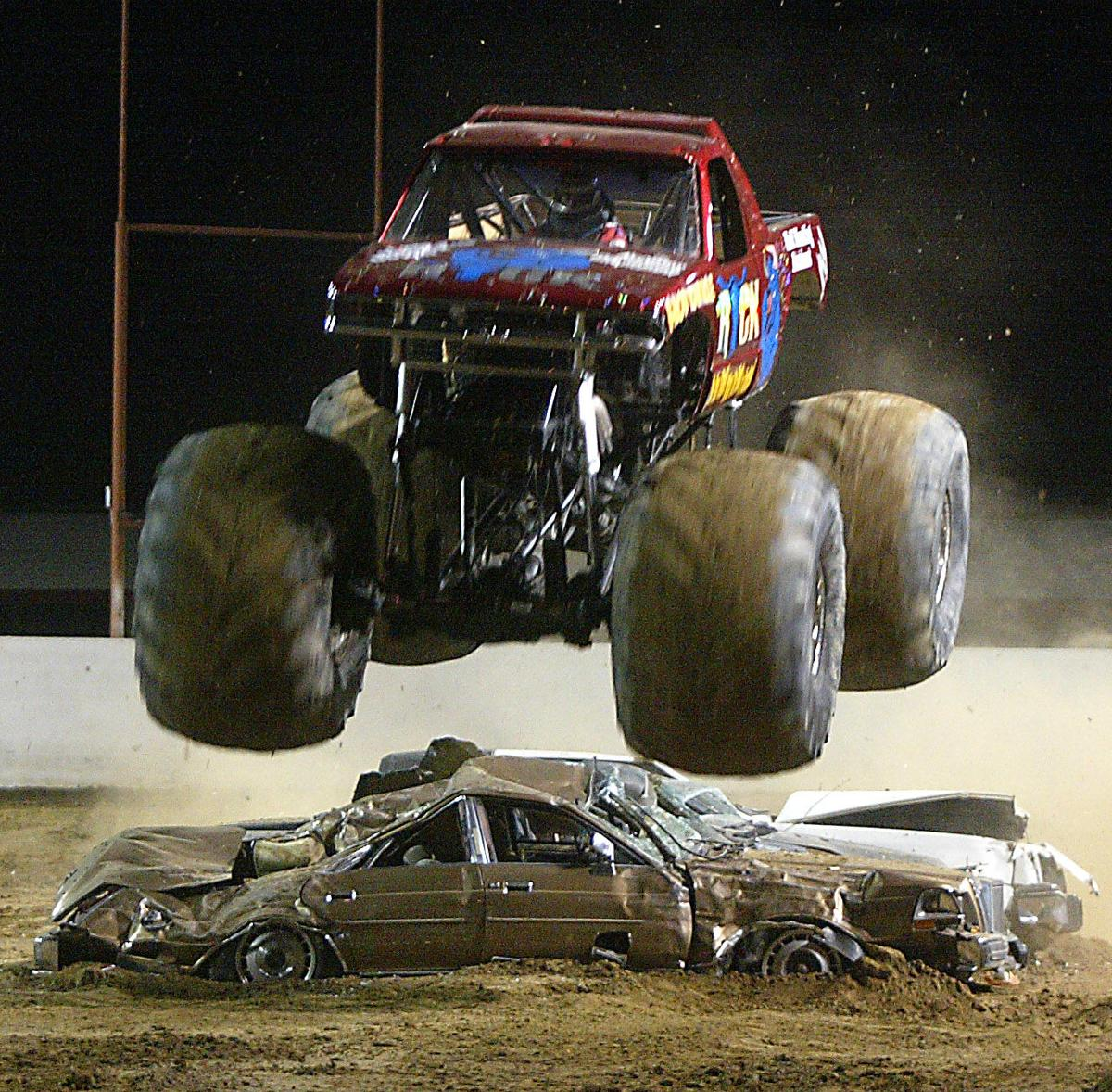 Monster truck file