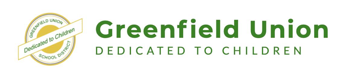Greenfield Union School District logo