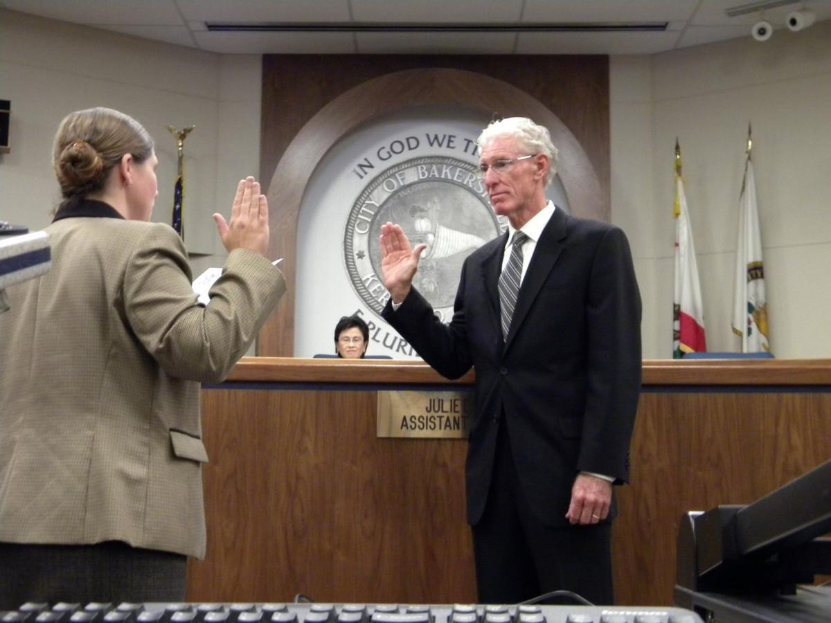 Freeman Oath of Office