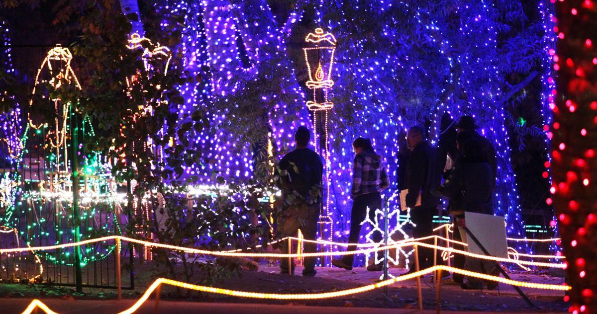 Led Christmas Light Displays
