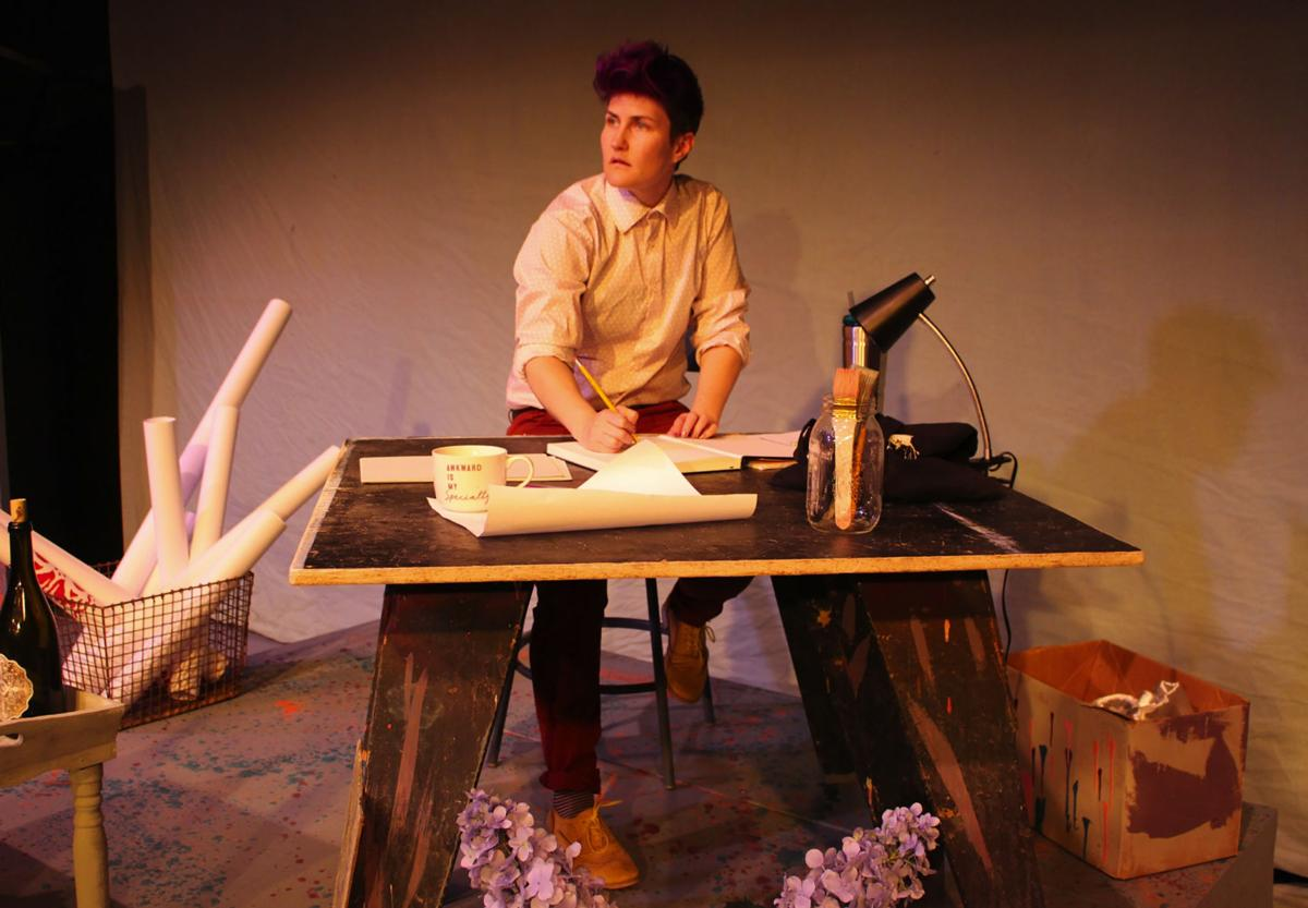 Marti Hoyt as Alison
