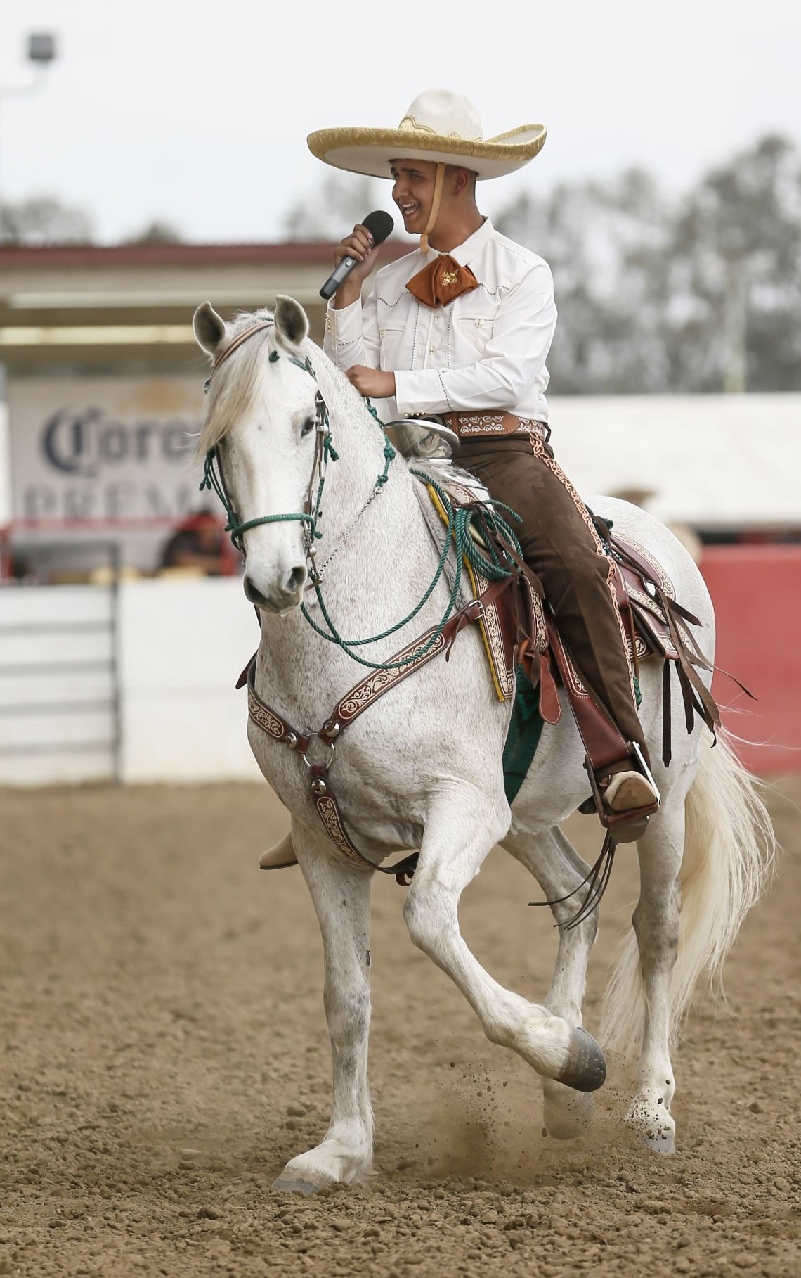 Mexican Rodeo Tradition Alive In Bakersfield News