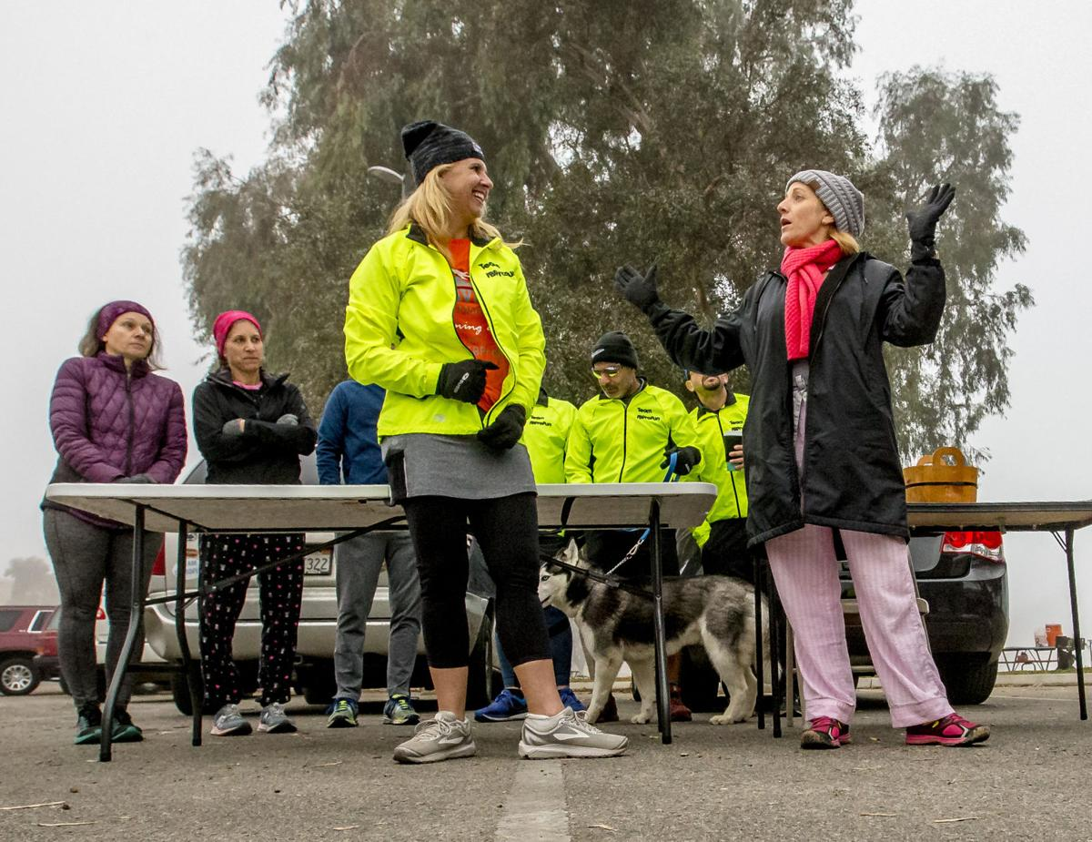 PJ Run for Foster Youth fueled by local running groups