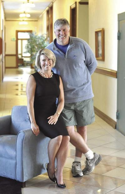 Rob and Judi McCarthy