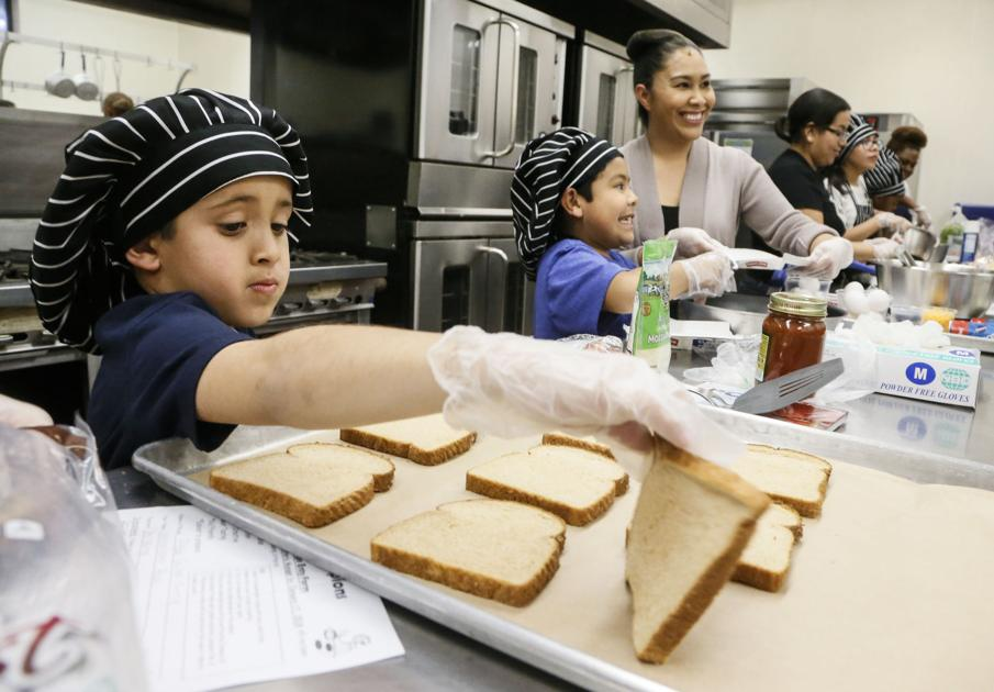 Greenfield School District's to host 6th annual Breakfast of Champions Kids Cooking competition