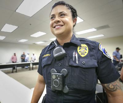 BPD to deploy body cameras to all officers in three-year rollout