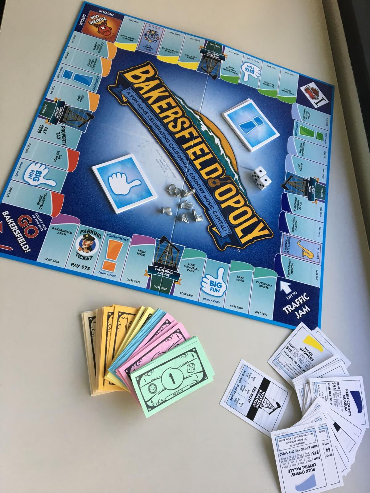 Pass GO, head to Walmart for hot new board game BAKERSFIELD