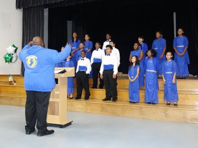 McKinley choir