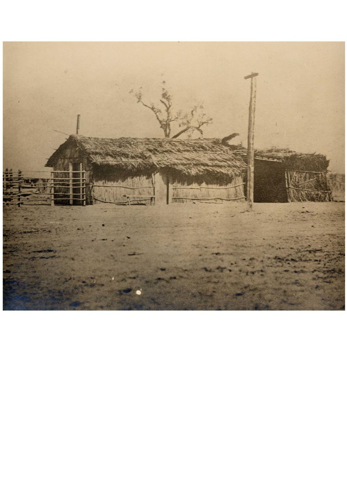 1st house in Bakersfield