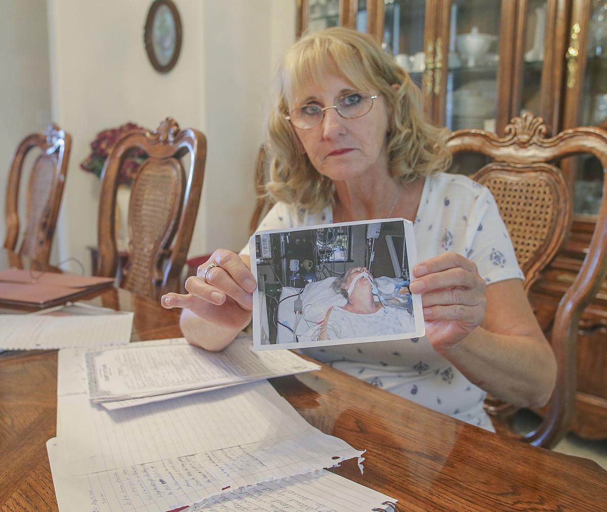 Edie Preller Journaled Her Battle With Valley Fever