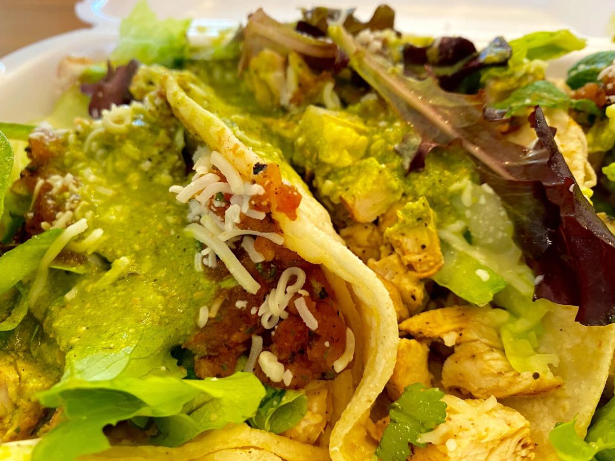 Victor's Mexican Grill tacos