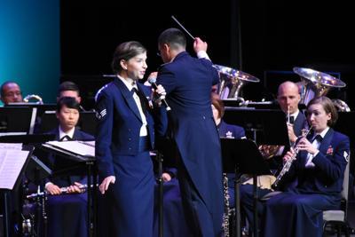 USAF Band1 2021