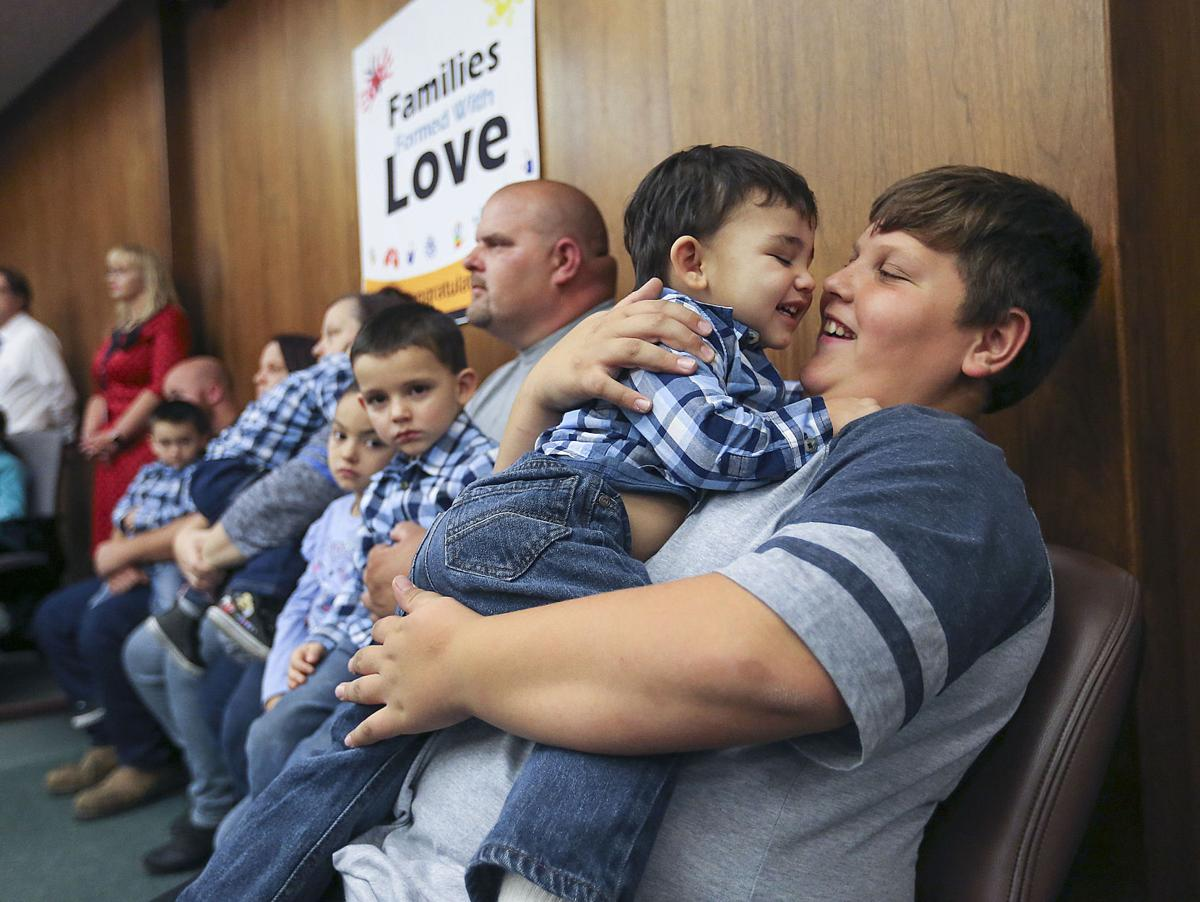 Families changed for the better on National Adoption Day in Bakersfield