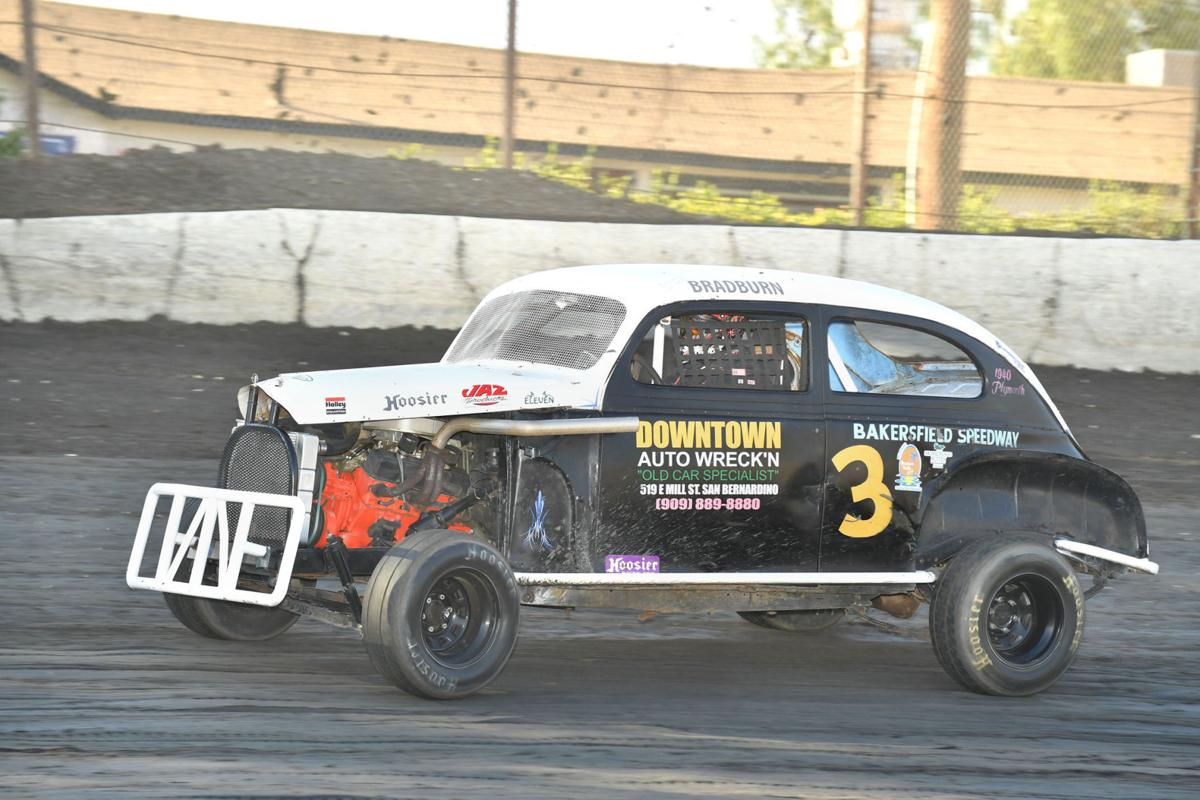 Old school the name of the game for Hard Top racers | Sports ...