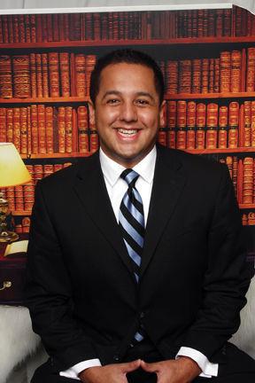 Bakersfield City Councilman Andrae Gonzales