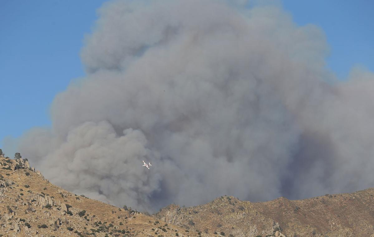 ISABELLA FIRE
