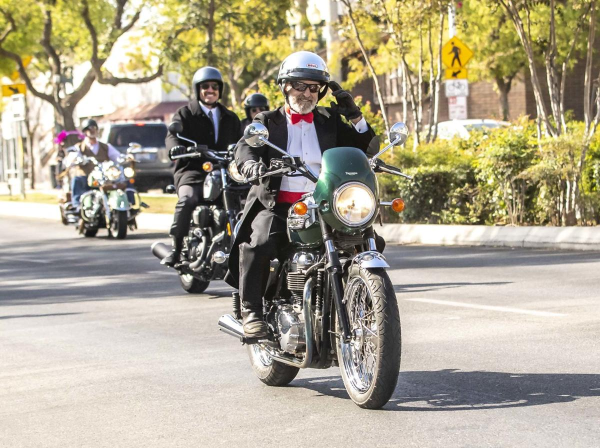 Distinguished Gets Ride19