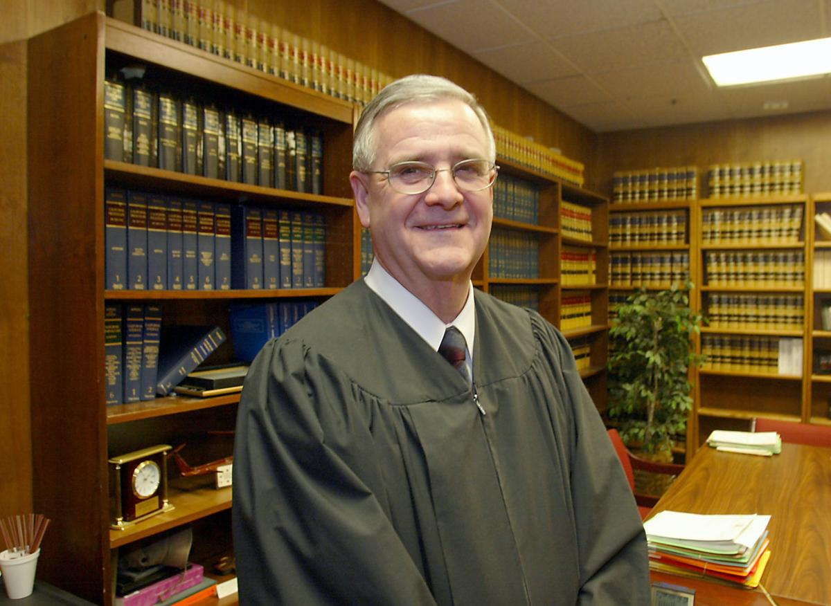 Commissioner named new judgeElevation to new post provides more flexibility, presiding judge says
